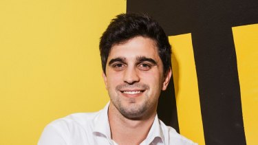 Afterpay co-founder Nicholas Molnar said it now has 1.5 million customers in the US.