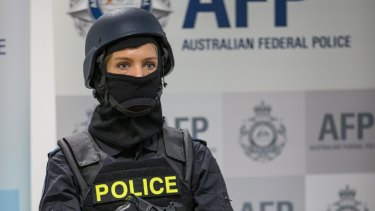 Australian Federal Police will be given powerful new tools to go after online criminals.