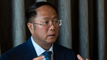 Huang Xiangmo is a prolific political donor and his $1.8 donation founded the Australia-China Relations Institute.