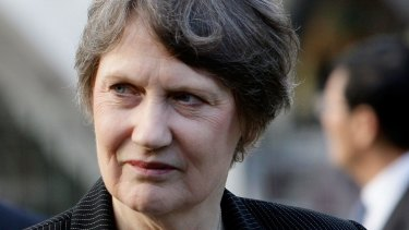 Former New Zealand prime minister Helen Clark will co-chair the international inquiry.
