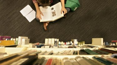 Some Brisbane libraries have seen small patronage figures.