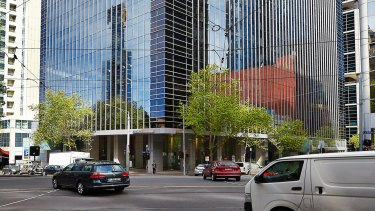 JustCo will lease a fifth of 15 William Street as co-working space.