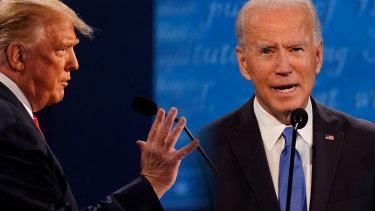 Trump and Biden engaged in a more civil debate than their previous clash.