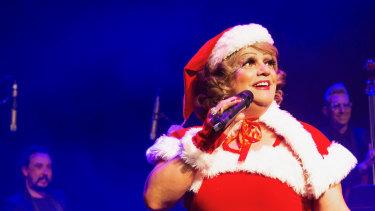 Dolly Diamond's Christmas Party.