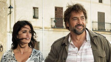 Penelope Cruz and Javier Bardem take the movie from a whodunnit to a powerful show of how old wounds run deep and destroy justice.