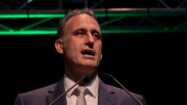 Wesfarmers managing director Rob Scott has made his first takeover offer since demerging Coles and selling out of coal.