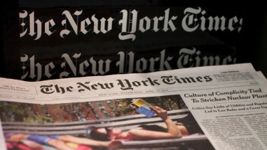 The New York Times Co chief Mark Thompson believes Netflix and Spotify have helped make subscriptions the new norm for consumers globally.