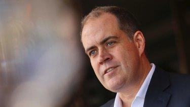 ABC managing director David Anderson.