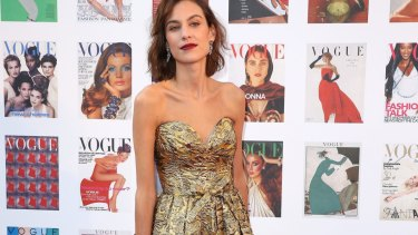 "Alexa Chung, a huge success who, like many women, confesses to bouts of feeling like an ""impostor""."