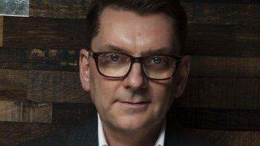Max Mara Creative Director Ian Griffiths.