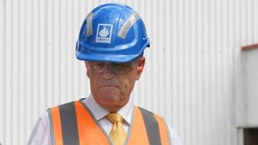 Opposition Leader Bill Shorten on Friday.