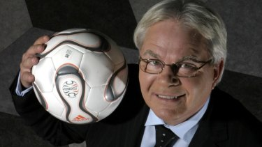 This Les Murray understood that football could unite us.
