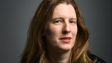 Non-fiction author Chloe Hooper.