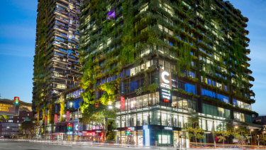 Frasers Property Australia and Sekisui House's Central Park development.