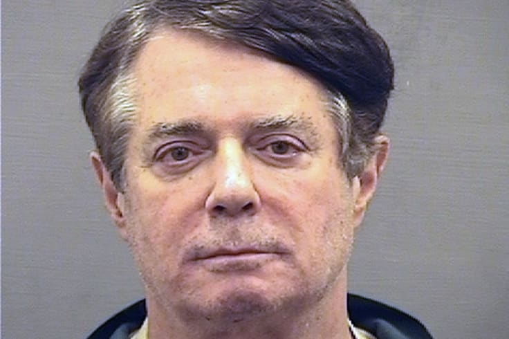 Paul Manafort is likely to spend time in jail.
