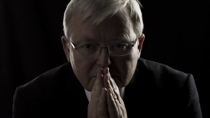 'Strategic vacuum' in Pacific opens the door for China, Kevin Rudd says