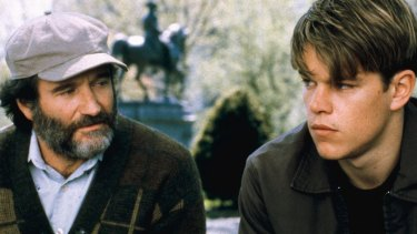 Good Will Hunting on Stan.