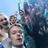 Game of Thrones cast selfie byInstagram.com/alfieeallen at the 2019 Emmys.