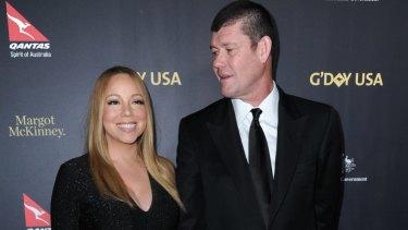 Mariah Carey Hocks 13m Engagement Ring From James Packer