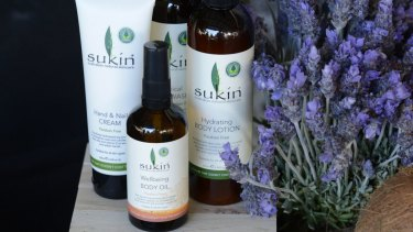 BWX markets the Sukin brand of personal care products, among other brands.