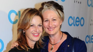 Jackie Stricker and Kerryn Phelps have reluctantly sold their Bowral weekender.