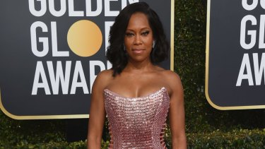 Regina King won the best supporting actress award for her work on If Beale Street Could Talk.