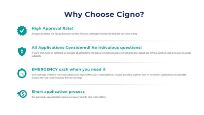 Payday lender Cigno appeals ASIC ban on 'predatory' lending model