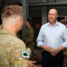 'We are not pursuing a woke agenda': Dutton bans special morning teas at Defence after IDAHOBIT