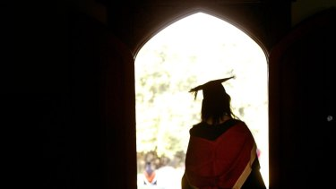 Sydney's three top unis among those with the fewest disadvantaged students in the country