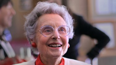 Olga Tennison: alegacy of giving and service.