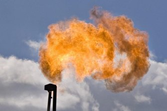Macquarie controls investments at least 65 global companies involved in fracking.