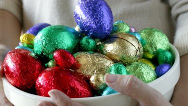 The rules for recycling Easter waste