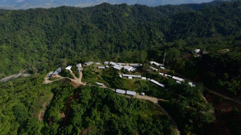 Newcrest's Wafi-Golpu joint venture mine in PNG.