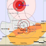 'If you don't need to be here, get out:' Warning issued as Cyclone Veronica threatens Pilbara