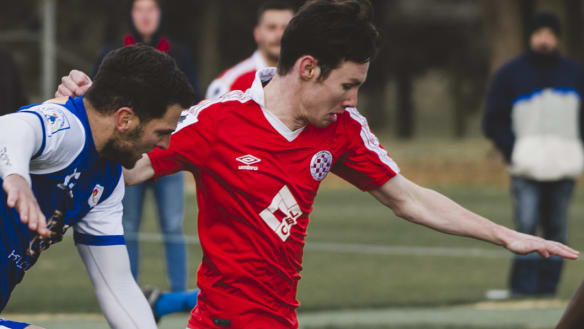 Canberra FC looking to complete treble in grand final showdown
