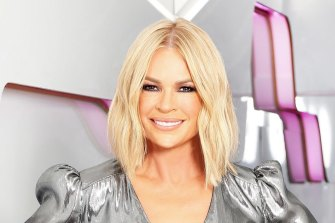 Sonia Kruger and Seven have a lot riding on 2021.