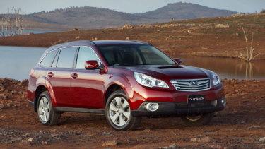 Subaru recalls more than 40,000 vehicles over potentially