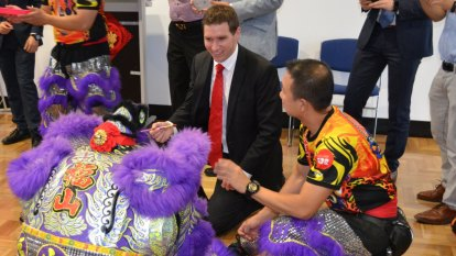 Canberra Liberals delegation to visit China on self-funded trip