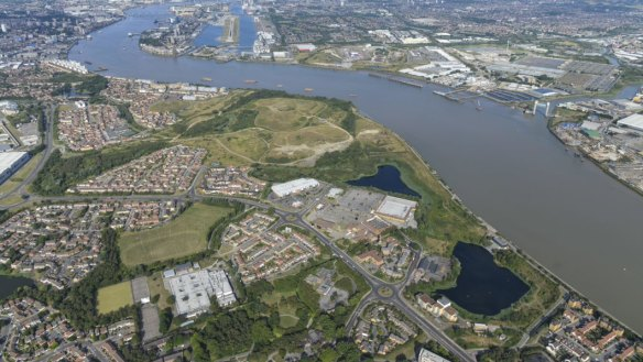 Lendlease wins $14.5 billion London development contract