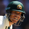 'Half a metre behind fastest player in league': Warner's speed stuns