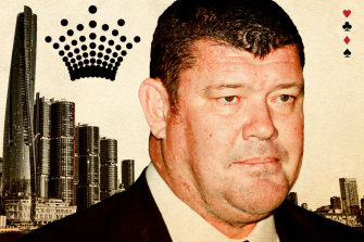 James Packer will appear before the NSW inquiry this week.