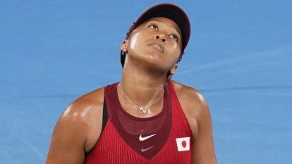 'I'm really sorry': Vondrousova on knocking home hero Osaka out of Olympics
