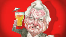 Hawke was of the people, not like them