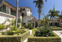 The Montecito ranch reportedly bought by billionaire Riley Bechtel.