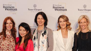2019 Veuve Clicquot Business Woman Award finalists.