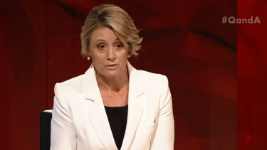"Kristina Keneally also rebuked ""disrespectful"" Pell supporters."