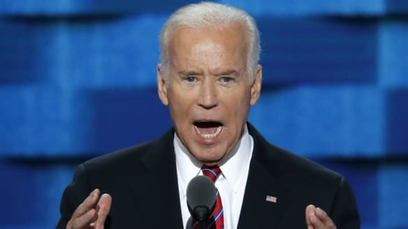 Joe Biden is talking with friends and longtime supporters about whether he's too old to seek the White House.