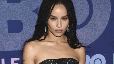 New Catwoman: Zoe Kravitz at premiere of HBO's Big Little Lies season two in May 29, 2019, in New York.