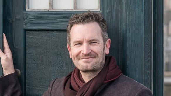 Unearthly children: Writer, director lead Aussie Doctor Who invasion