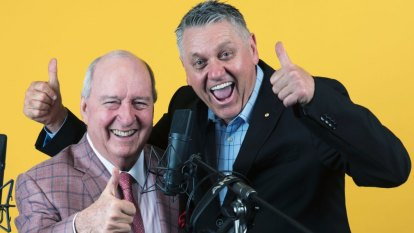 Could the Murdochs make a play for Alan Jones and Ray Hadley?
